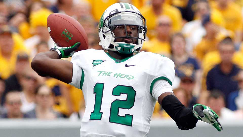 Can Rakeem Cato and Marshall crash the College Football Playoff? What impact would that have in Year 1?