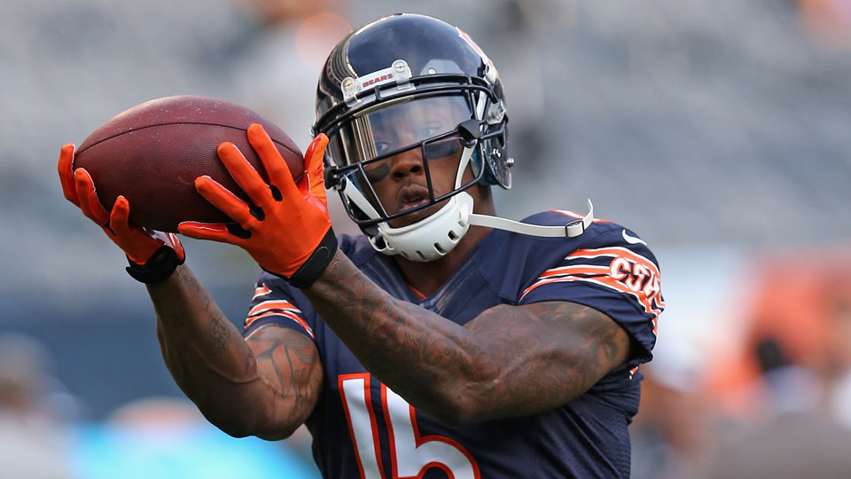"Brandon Marshall of Chicago Bears is joining Showtime's ""Inside the NFL"""
