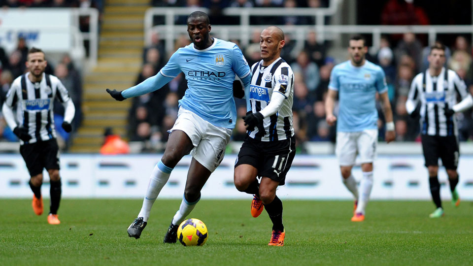 Newcastle and Manchester City will face off to open each team's 2014/15 Premier League campaign.