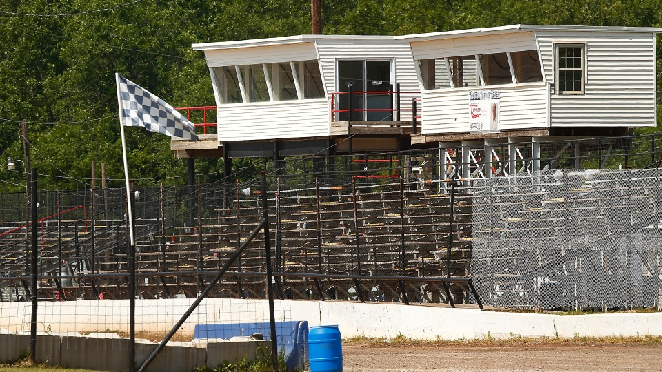 Canandaigua Motorsports Park was the site of driver Kevin Ward Jr.'s death.