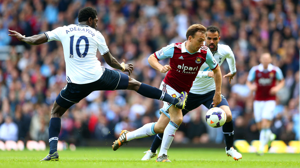 West Ham will meet Tottenham in both teams' season-opening match.