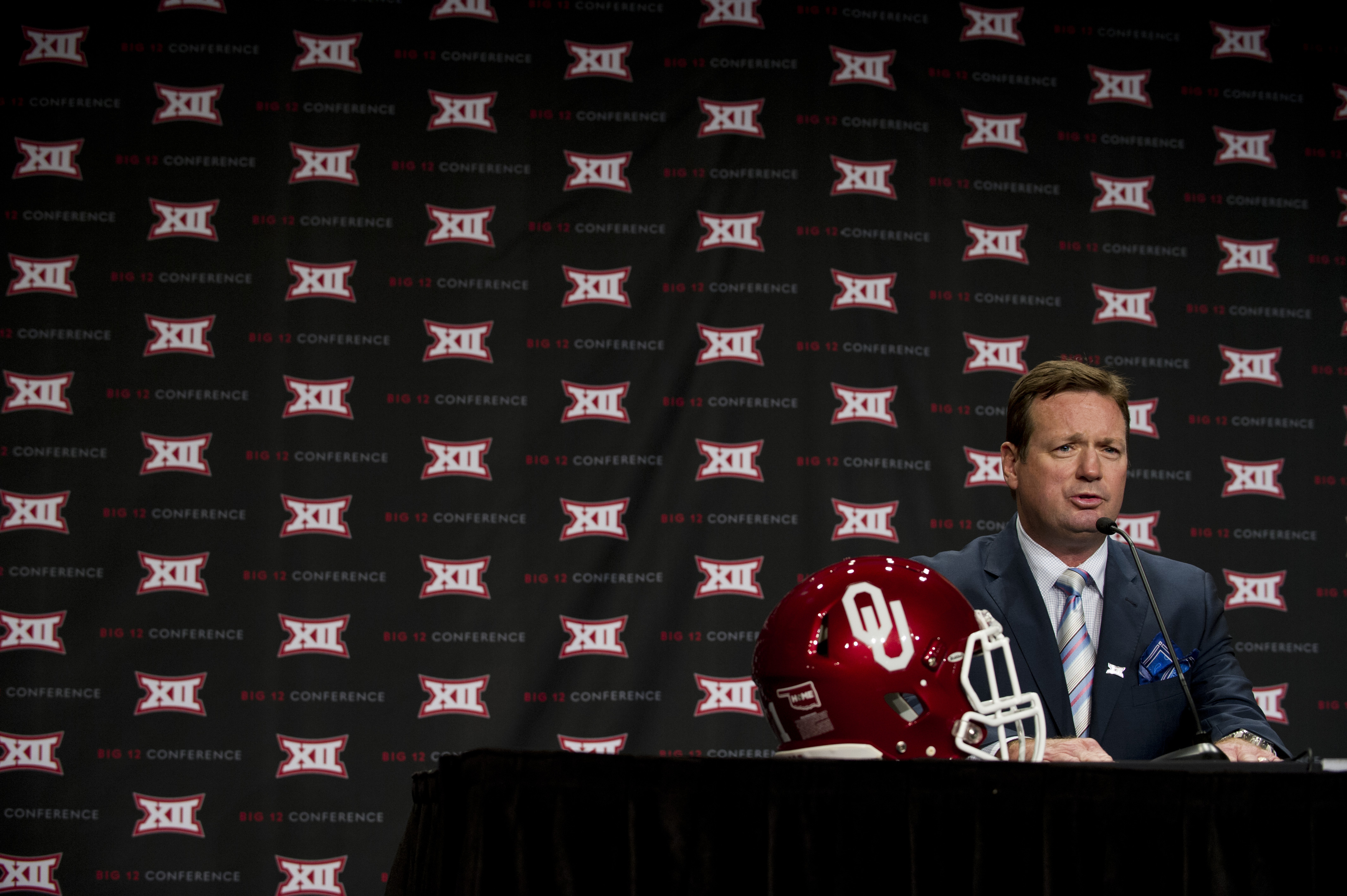 Sooners head coach Bob Stoops will have to decide which side of the ball is best for Dalton Rodriguez after he ditched Oklahoma to play defense in Tulsa.