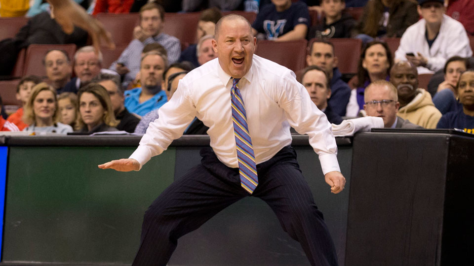 Buzz Williams was chosen the best coaching hire of the offseason by his peers