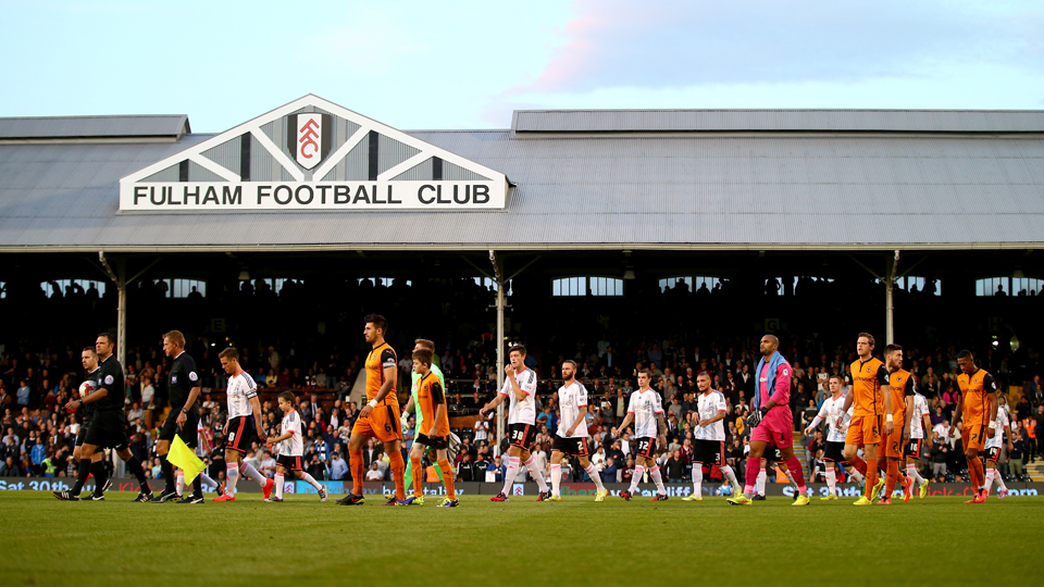 Fans at Craven Cottage have witnessed Fulham struggle in the early going of the League Championship season, but at least they're able to watch the club play live.