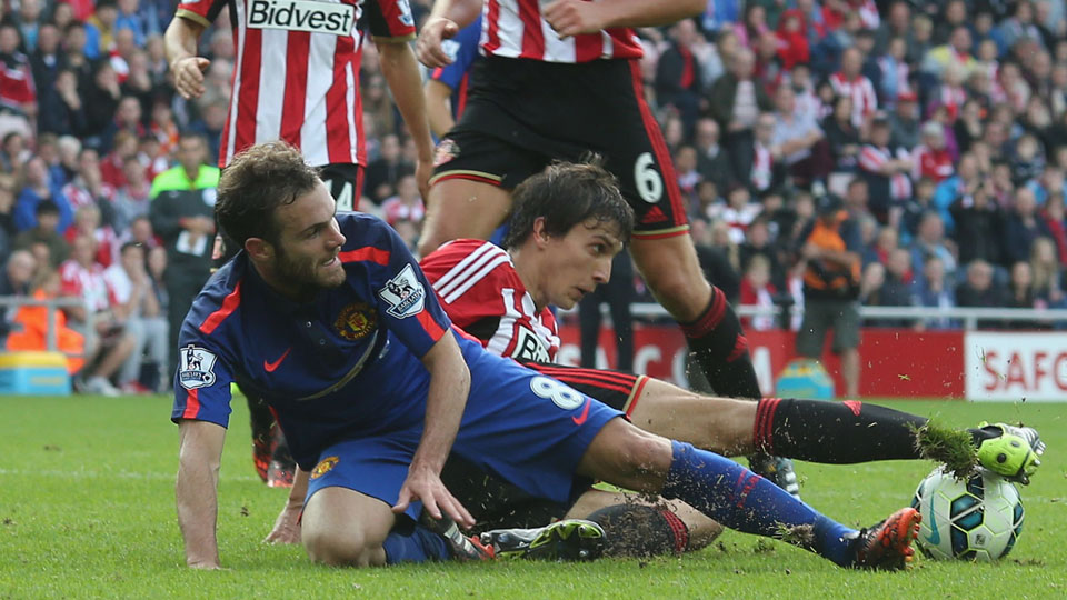Manchester United couldn't get their first win of the EPL season last week in a tough draw against Sunderland.