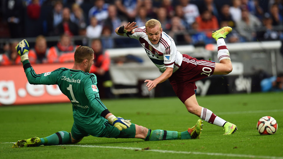 Bayern Munich couldn't find a winner in a tough away matchup against Schalke in the Bundesliga.