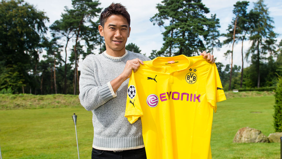 Shinji Kagawa will return to the club where he became a hot commodity after a disappointing spell with Manchester United.