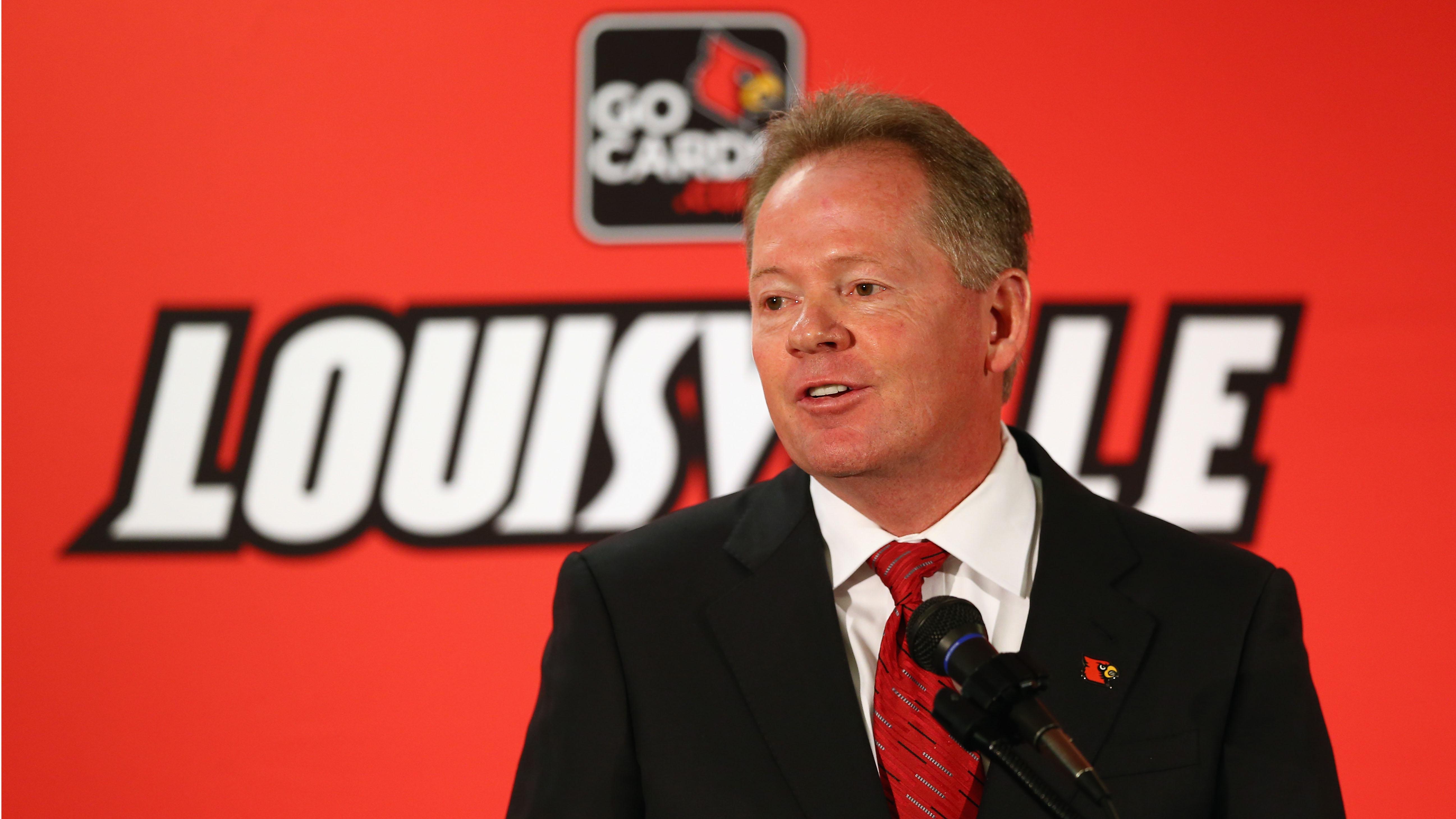 Bobby Petrino returns to Louisville as head coach.