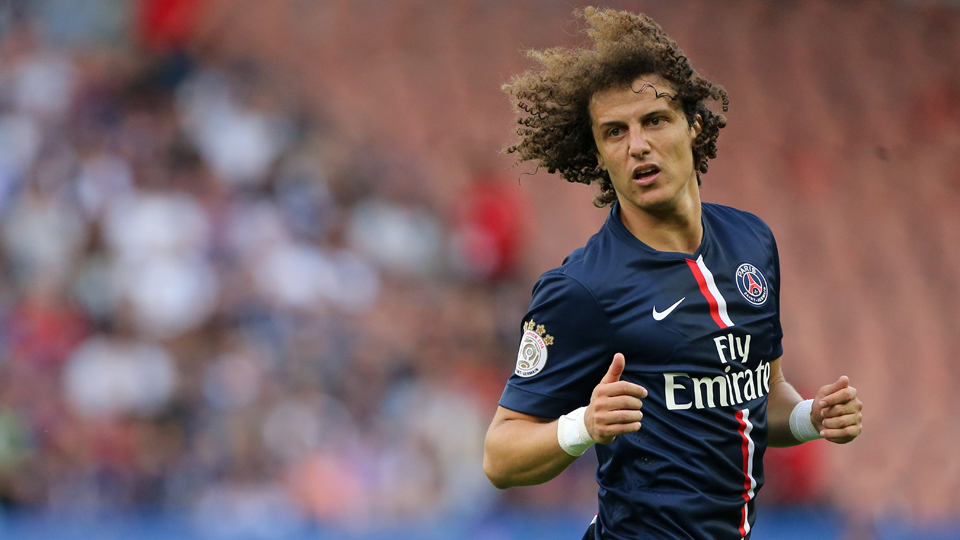 PSG paid a record transfer fee for a defender in prying Brazilian center back David Luiz away from Chelsea.