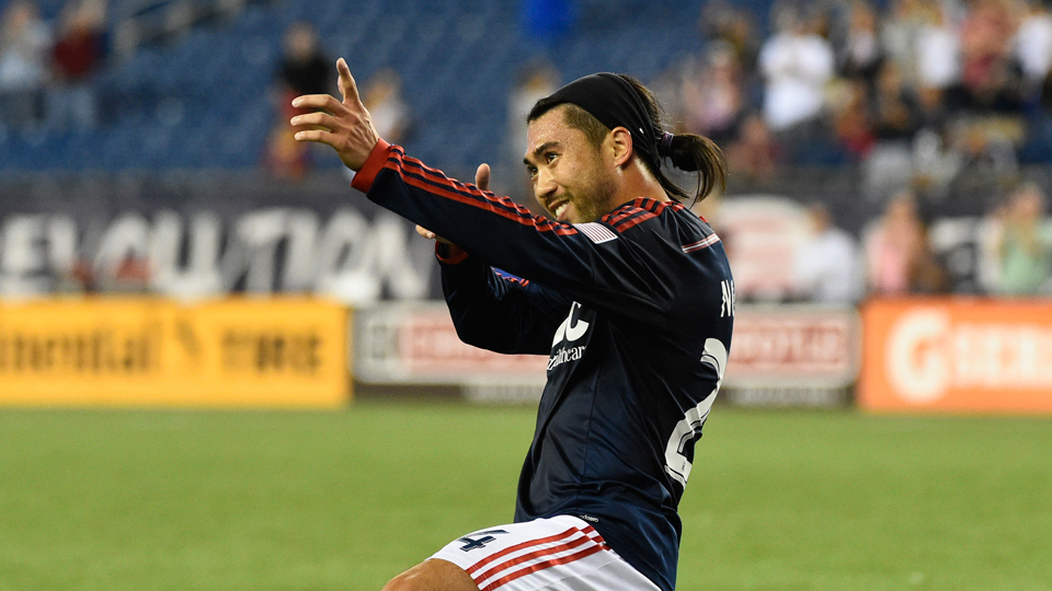 Lee Nguyen has emerged as an MLS MVP candidate with his performances for the New England Revolution.