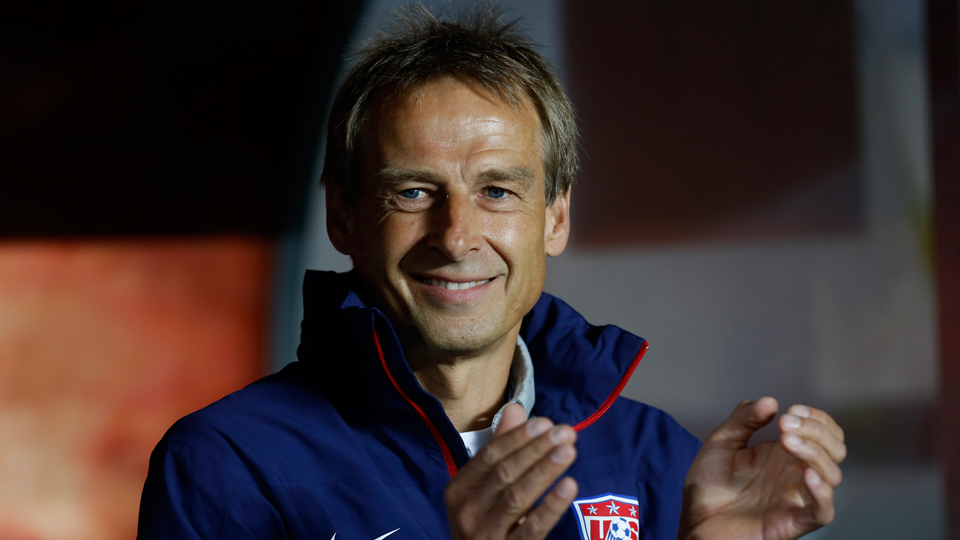 Jurgen Klinsmann would like more to clap and smile about in the upcoming friendlies against Ecuador and Honduras in October.