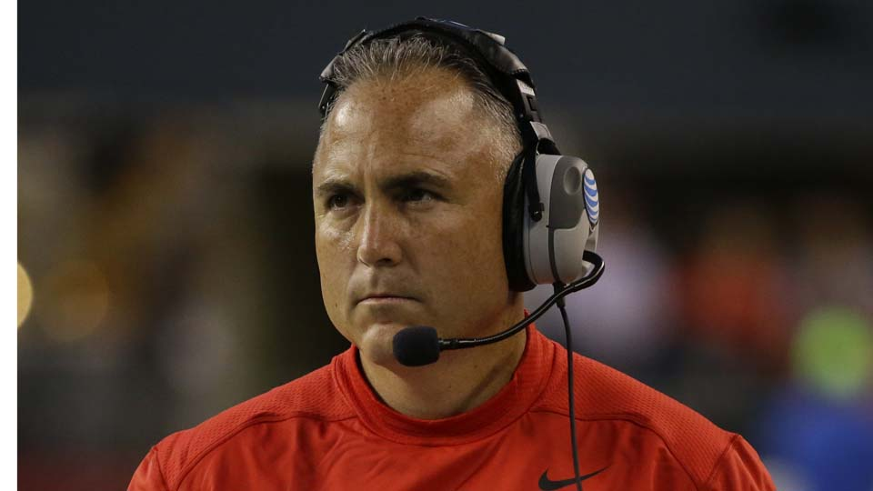 Rutgers Kyle Flood contract extension