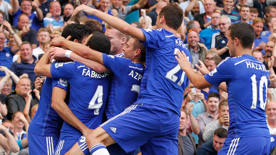 Chelsea has had plenty to celebrate during its 3-0-0 start to the Premier League campaign.