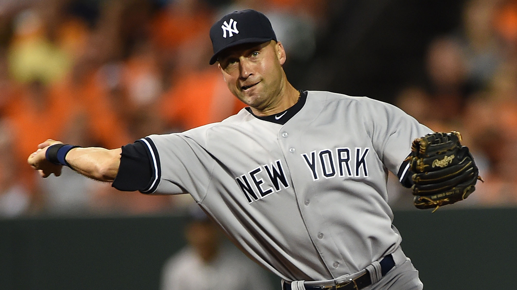 Bryce Harper New York Yankees Derek Jeter is captain of all of