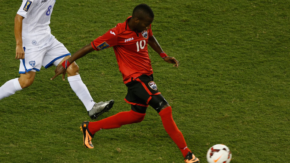 Kevin Molino is one of seven players confirmed to make the move to the MLS with Orlando City
