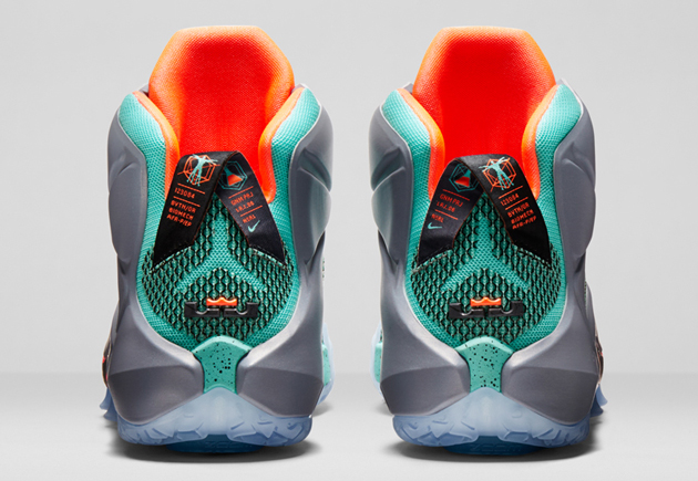 b023b5d48d19 Nike unveils LeBron James  latest signature sneaker