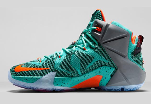 9cae8a8d357 Nike unveils LeBron James  latest signature sneaker