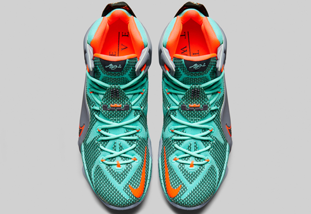 1ecd0d6bf9b Nike unveils LeBron James  latest signature sneaker