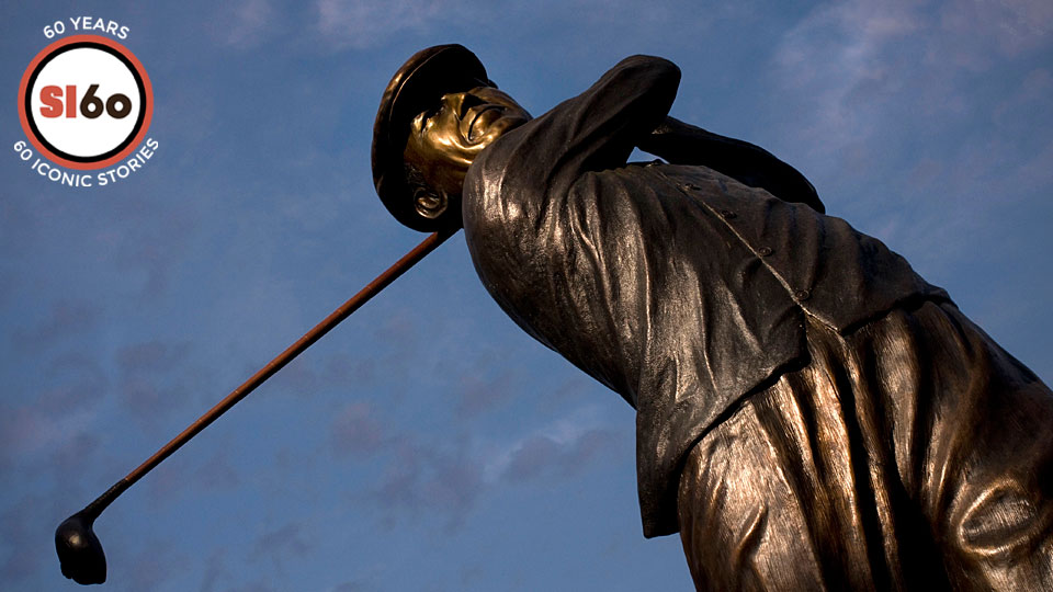 Goat Hills is no more, but golf remains very much alive in Fort Worth, as at the Colonial Club, where a statue of Texas native Ben Hogan greets visitors.
