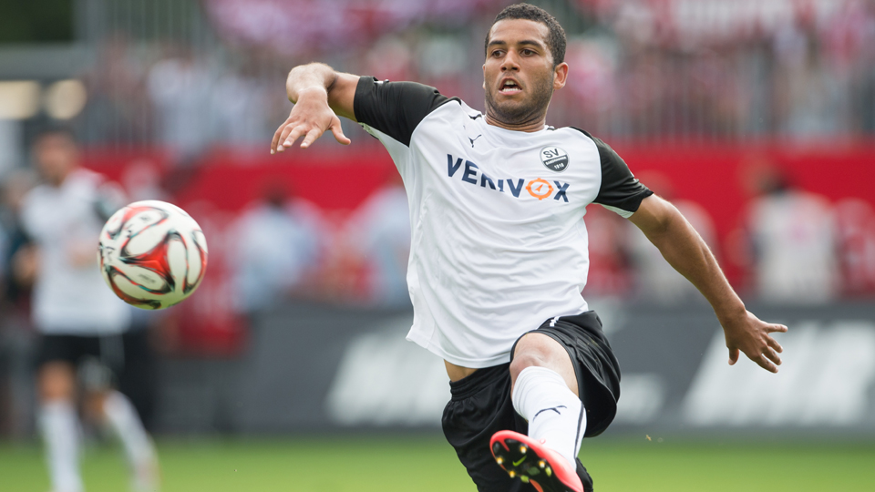 USA-eligible forward Andrew Wooten scored in his fourth straight game in Germany's second division.