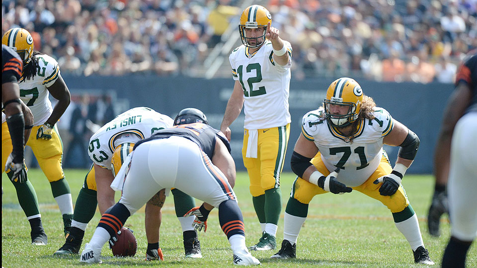 NFL Week 4 Snap Judgments: Aaron Rodgers