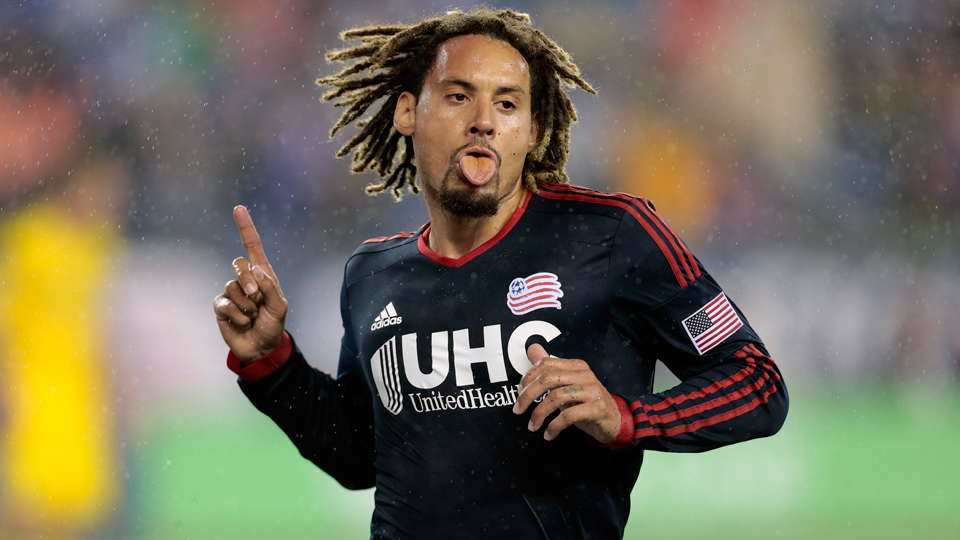 Jermaine Jones came through with a second game-winning goal in as many games, leading the New England Revolution to a vital win over Columbus.