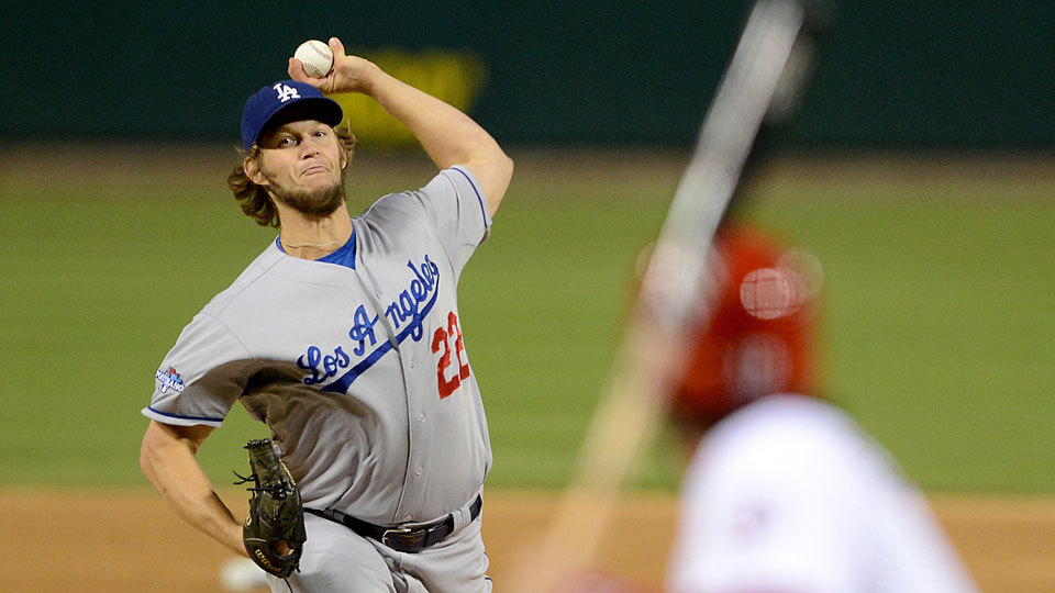 The last time Clayton Kershaw pitched an elimination game in St. Louis, he gave up seven runs to the Cardinals in four innings in last year's NLCS.