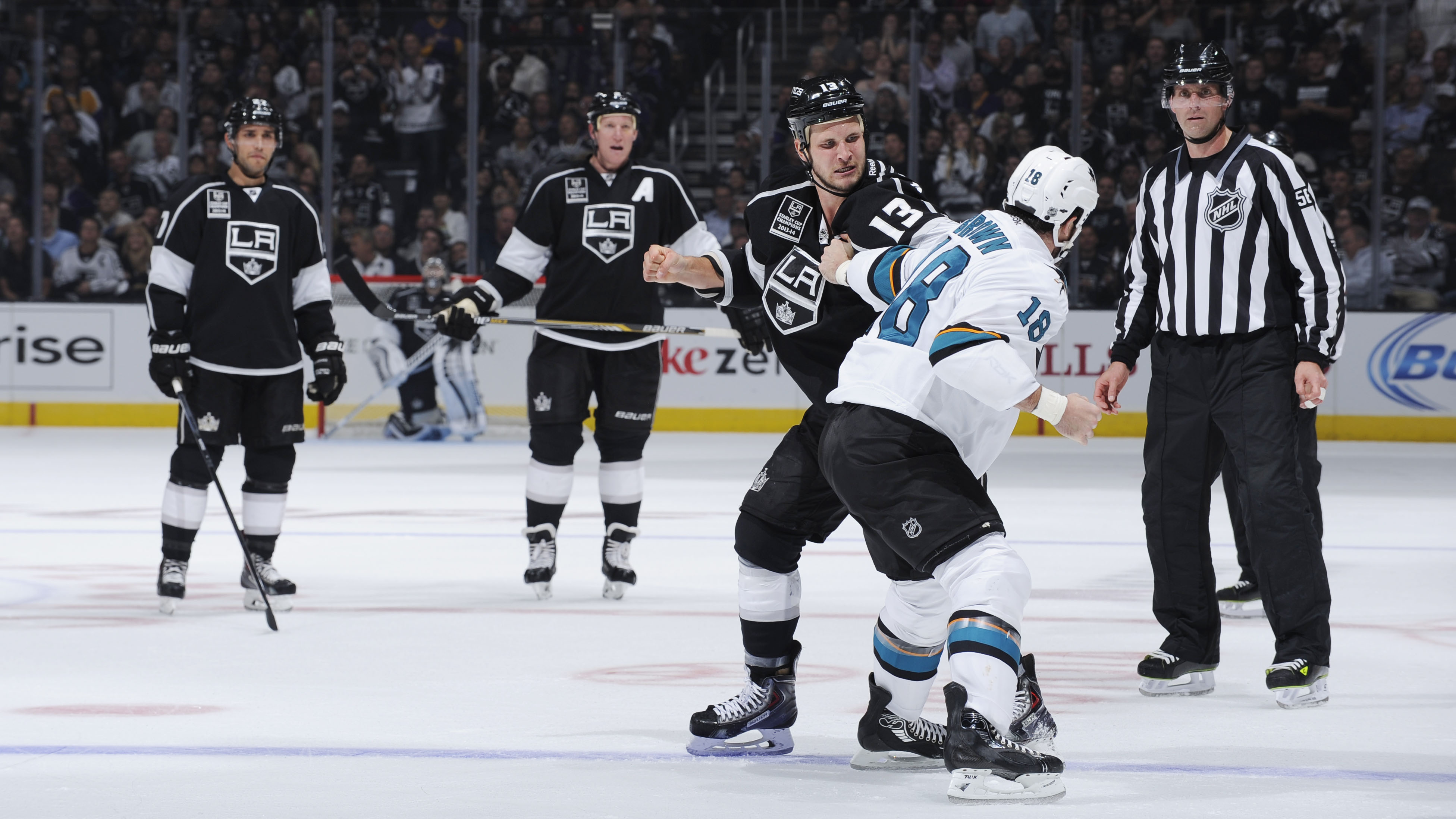 fighting in the nhl The national hockey league is lucky, in a way what was once a major issue – fighting – has all but taken care of itself fighting is down significantly, to the point where the only time .