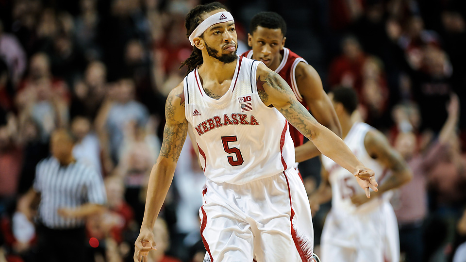 Terran Petteway carried Nebraska to a surprise NCAA tournament appearance last season. Can he do it again with increased expectations?