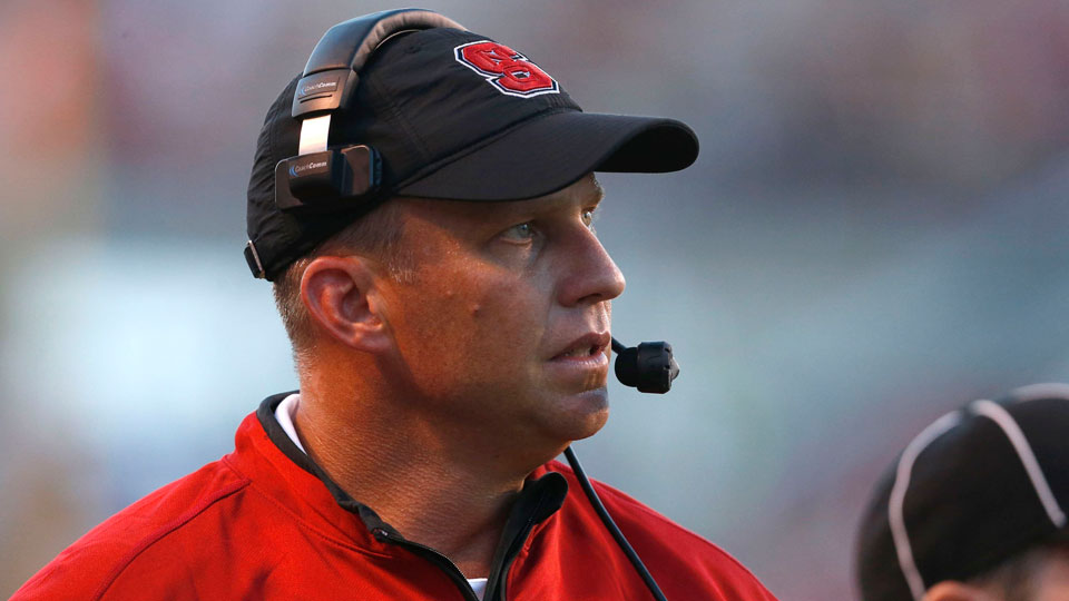 NC State coach Dave Doeren will be without seven players on Saturday who were suspended for a BB gun incident