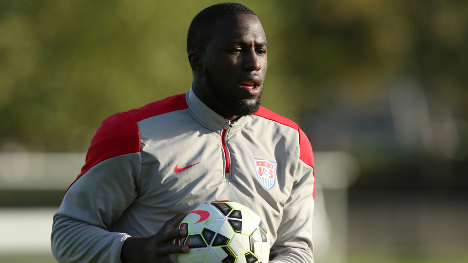 Jozy Altidore scored his first USA goal since June on Tuesday against Honduras.