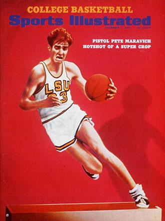 Pete Maravich, LSU Tigers