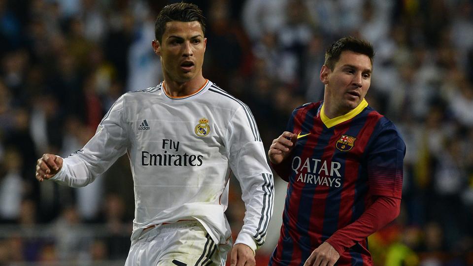 Cristiano Ronaldo, left, and Lionel Messi take center stage again in the latest installment of El Clasico.