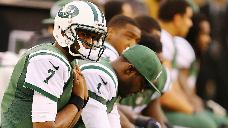 NFL Week 8 Snap Judgments: Jets bench Geno Smith, Marc Trestman and Mike Smith on the hot seat, and more highlights and analysis