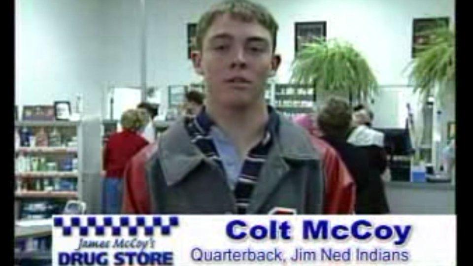 Colt Mccoy High School