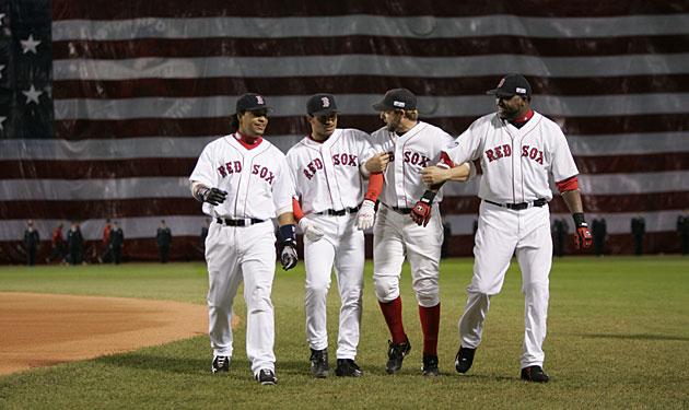 David Ortiz and 2004 Red Sox