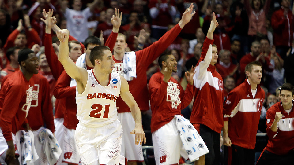 "Josh Gasser's teammates have given him the nickname ""Clutch Josh"" because of his late-game heroics."