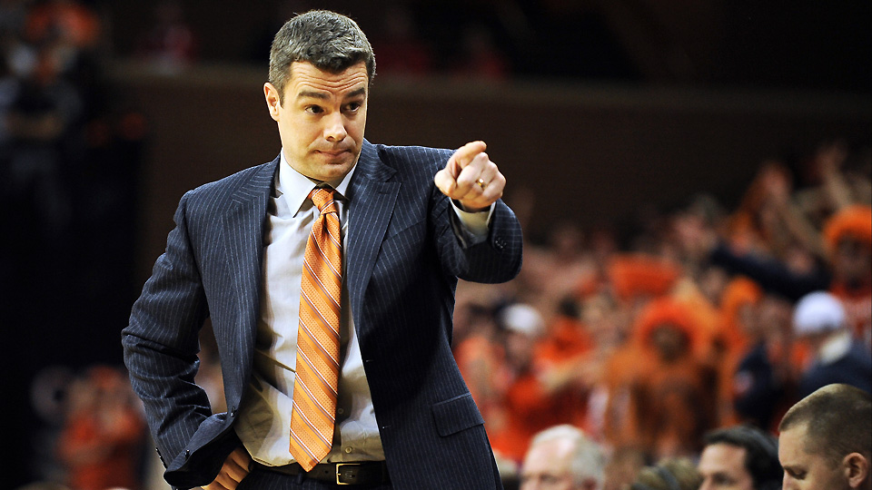 Tony Bennett led the Cavaliers to a surprising regular-season crown in the ACC last season. He'll have to replace a lot of pieces to make a repeat run.
