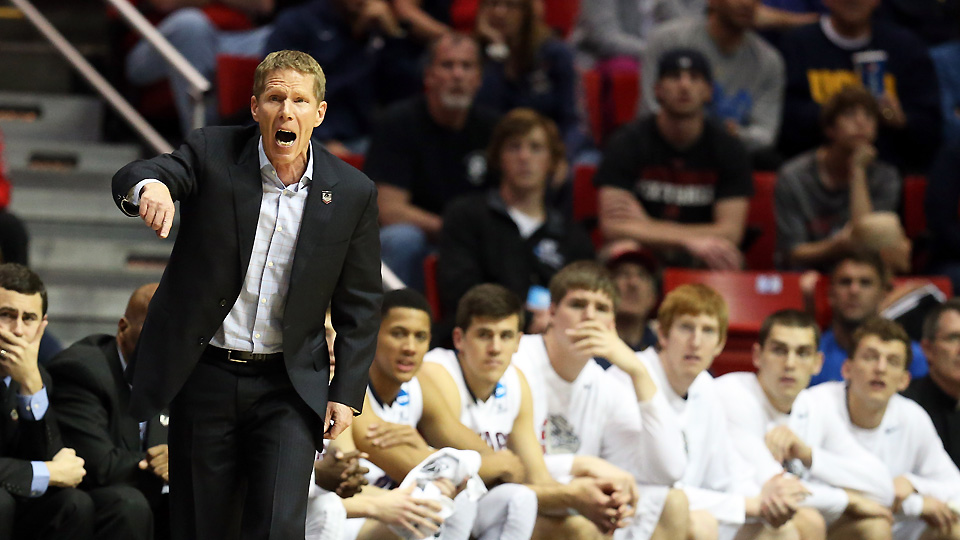 Mark Few says this year's Gonzaga team is the deepest that he's had.
