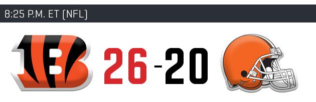 Week 10 NFL picks: Predicting Cincinnati Bengals vs. Cleveland Browns