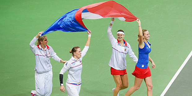 Czech Republic Fed Cup marquee image