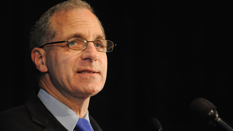 Louis B. Freeh led the independent investigation of Penn State's management of the Jerry Sandusky scandal.