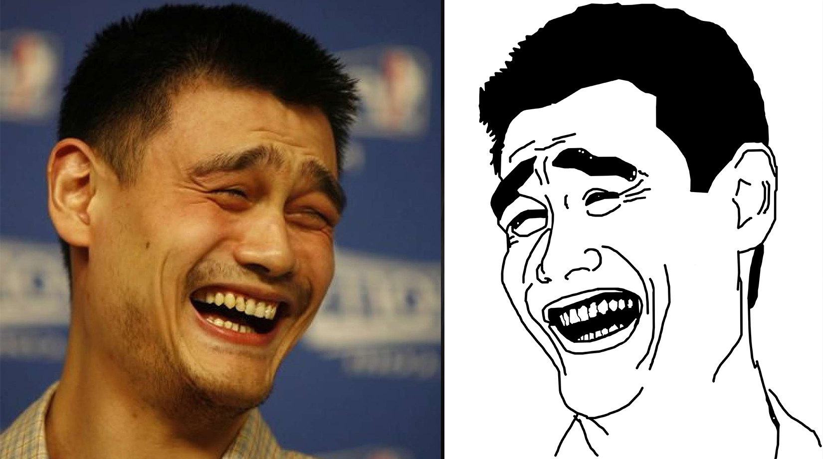 yao ming face disgusted - photo #23