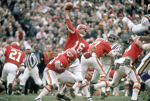 AFL history: 45 years later, league still remembers rivalry with NFL