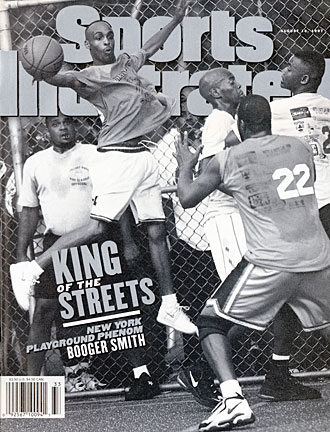 Booger Smith cover