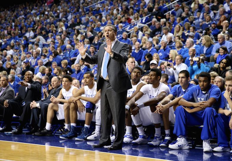 Uk Basketball: Kentucky Basketball Coach John Calipari Wishes Daughter