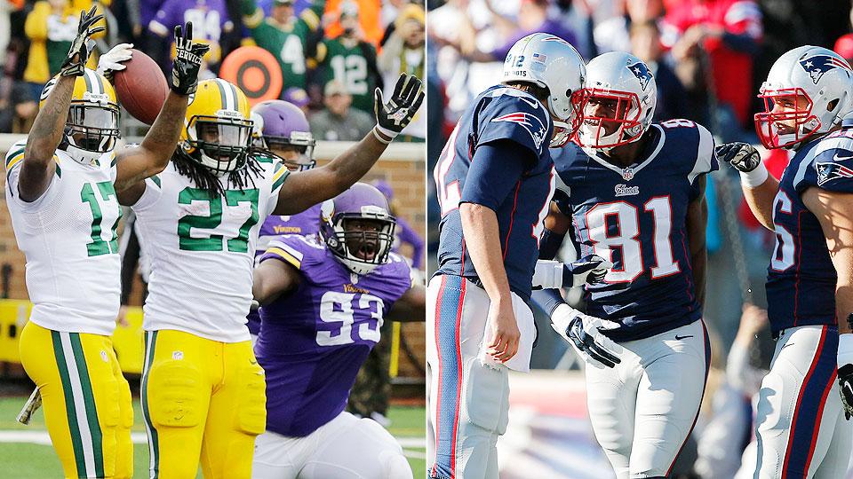 NFL Week 12  Green Bay Packers 2c4a919e3d2e