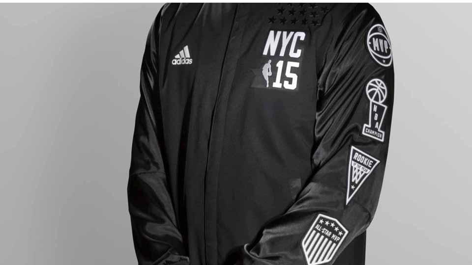 Adidas unveils 2015 NBA All-Star Jerseys  d3e36fe0cc13
