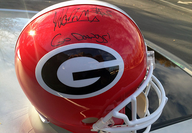 92f39d888 Georgia RB Todd Gurley autograph scandal  Bryan Allen shares his ...
