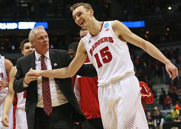 Sam Dekker Bo Ryan